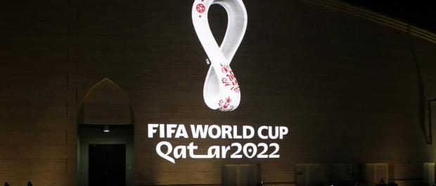 Logo Piala Dunia Qatar 2022