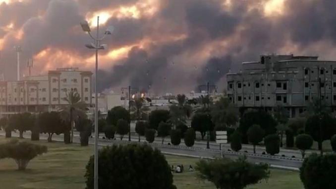 Agresi sadis Saudi di Yaman