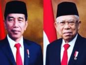 Jokowi, Gus Mus, Pelantikan