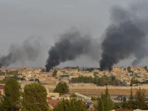 Kurdi, Suriah, Turki