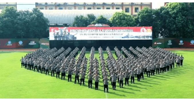 Hut TNI, TNI 74, TNI