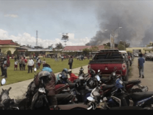 Kerusuhan Papua, Wamena, Papua
