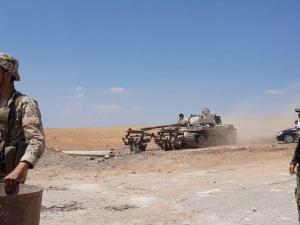 Tentara Suriah Pukul Mundur Serangan Teroris di Timur Idlib