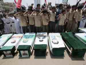 Yaman, Perang Yaman, Agresi Arab Saudi