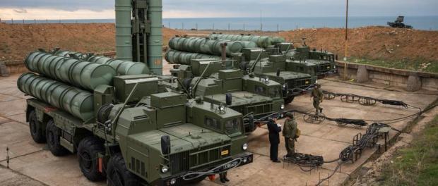Senjata, S-400, Rusia