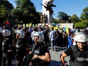 Turki Kirim Lebih dari 6000 Pengungsi Suriah Keluar Istanbul