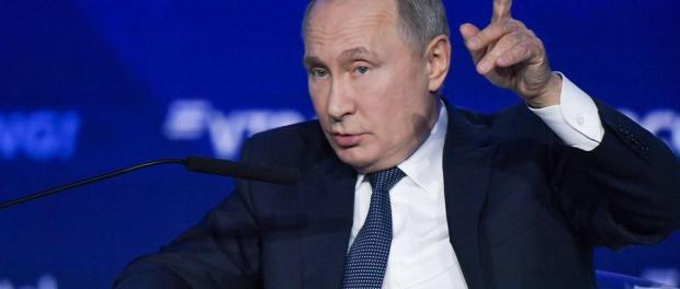 AS selalu Gemakan Ancaman Rusia, Putin: Ini Omong Kosong, Sampah Total!