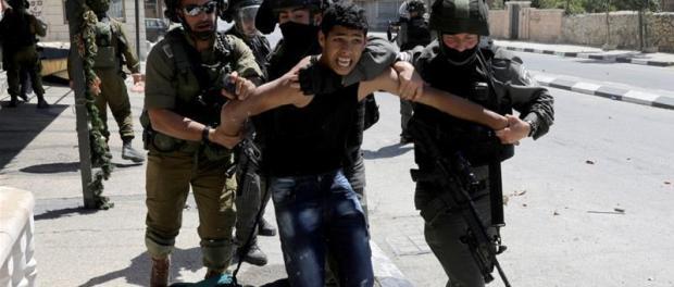 Israel Tangkap 745 Anak Palestina sejak Awal 2019