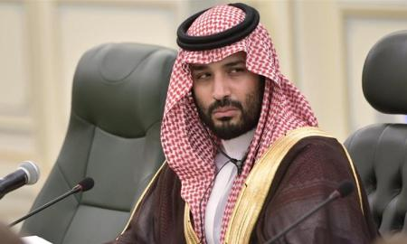 Putra Mahkota Saudi, Mohammed bin Salman, Arab Saudi