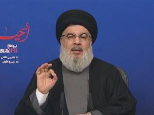 Sekjen Hizbullah, Hassan Nasrallah