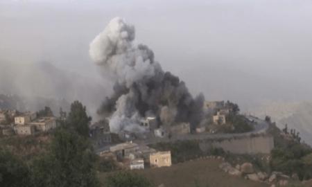 Yaman, Perang Yaman, Arab Saudi