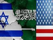 """Trio """"Setan"""" AS, Arab Saudi dan Israel """"Rampok"""" Demokrasi dan Kemerdekaan Irak"""