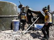 Whjte Helmets, Teroris, Al-Qaeda