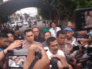 Pasca Bom Bunuh Diri di Polrestabes Medan, Polisi Tangkap 18 Orang Jaringan Teroris