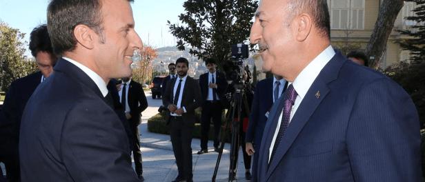 Bersitegang! Presiden Prancis dan Menlu Turki Saling Hujat terkait Kurdi Suriah