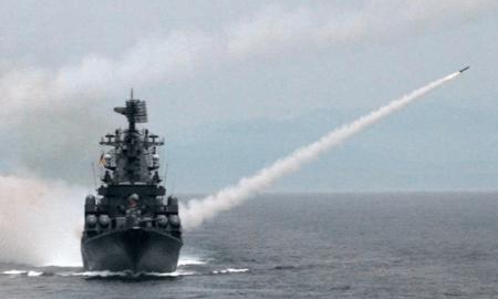 Rudal Rusia, Rusia, Suriah