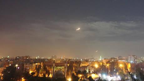 Rusia Ungkap Rincian Beberapa Serangan Israel di Suriah