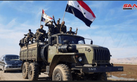 Suriah, Ladang Minyak Suriah, Perang Suriah