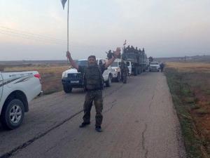 Setelah 7 Tahun Absen, Tentara Suriah Kontrol Distrik Dekat Ladang Minyak Rmeilan
