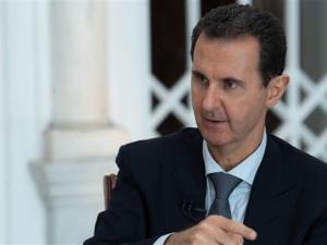 Bashar Assad Suriah