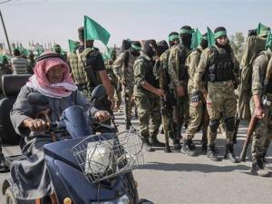 Parade Militer Hamas