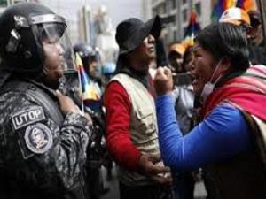 Setelah Ditinggal Evo Morales, Bolivia Diambang perang Saudara