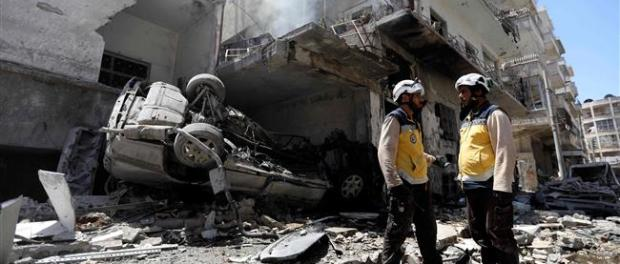 Studi: White Helmets Terlibat Perdagangan Organ di Suriah