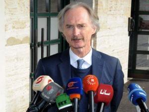 Utusan PBB: Komite Konstitusi Suriah Tak Berhasil Capai Kesepakatan