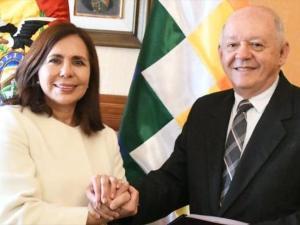 "Pertama Kali Pasca ""Kudeta"" Morales, Bolivia Tunjuk Dubes untuk AS"