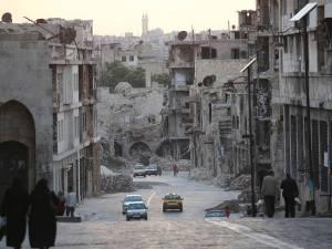 Rusia: Teroris Tembaki 24 Permukiman Suriah dalam 24 Jam Terakhir