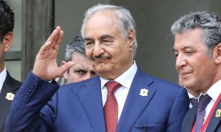 Haftar Ancam Tenggelamkan Setiap Kapal Turki yang Dekati Libya