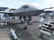 Setelah Rontokkan Apache, Yaman Tembak Jatuh Drone Pengintai Saudi