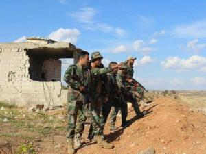 Militer Suriah Didukung AU Rusia Rebut Kembali Pangkalan di Utara Idlib dari Teroris