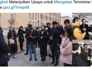 Wartawan Turki Ungkap Isu Kamp Penyiksaan di Uighur Adalah Propaganda Teroris