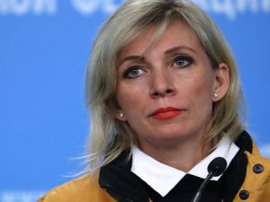 Maria Zakharova: Tak Ada Toleransi Bagi Teroris di Idlib Suriah