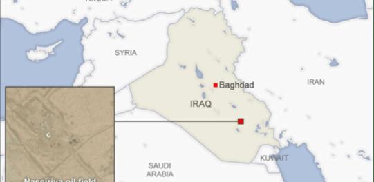 Penutupan Ladang Minyak oleh Pendemo Tak Pengaruhi Ekspor dan Produksi Minyak Irak