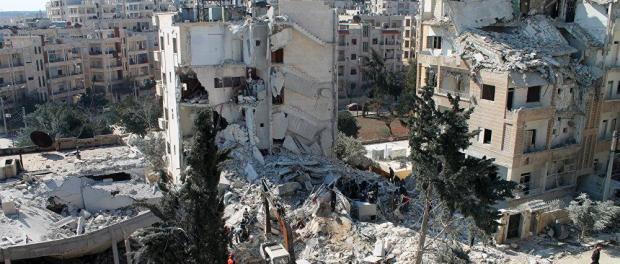 Lavrov: Idlib Harus Dikembalikan ke Pemerintah Suriah