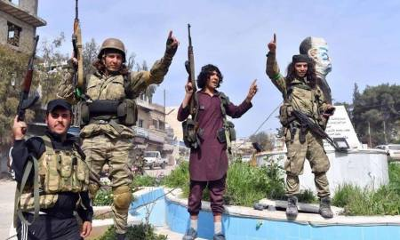 VIDEO: Turki Transfer Teroris 'Syrian National Army' ke Libya