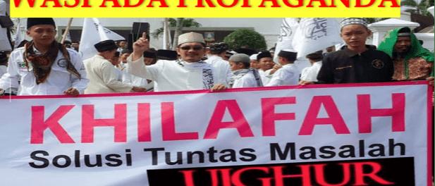 Yusuf Muhammad: Waspada! Kelompok Khilafah Tunggangi Isu Uighur