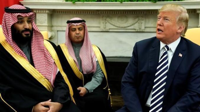 Analis: Arab Saudi adalah Rezim Paling Patuh Perintah Amerika