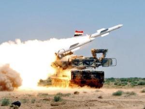 Pertahanan Udara Suriah Tembak 2 Drone di Bandara Militer Hama