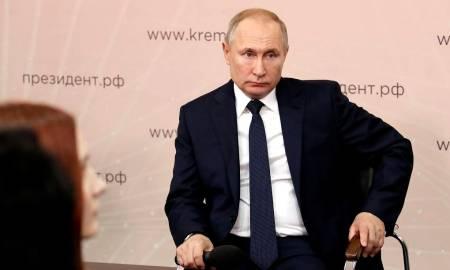 Putin Persingkat Kunjungan ke Israel