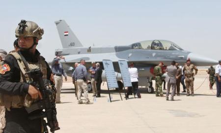 AS Hentikan Pengiriman Senjata ke Irak