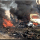 10 Orang Tewas dalam Serangan Bom Mobill di Perbatasan Utara Suriah