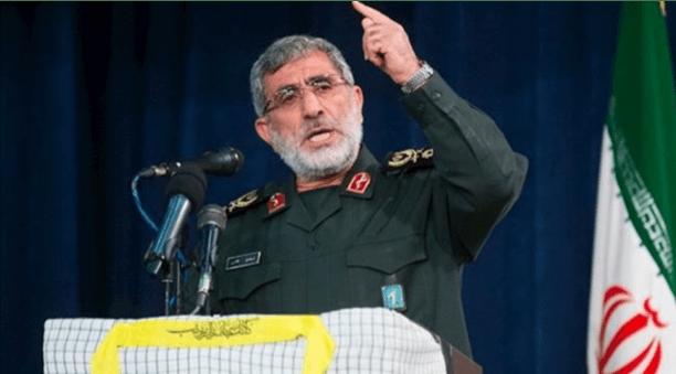 Komandan IRGC: AS Hanya Mengerti Bahasa Kekerasan dan Sumber Kejahatan