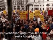 Terjadi Demo Besar di Berbagai Kota di Amerika, Kutuk Serangan Trump ke Irak