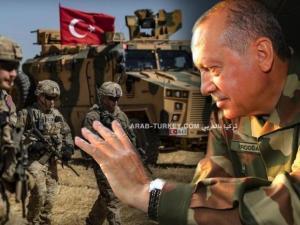 Erdogan Resmi Kirim Militer ke Libya