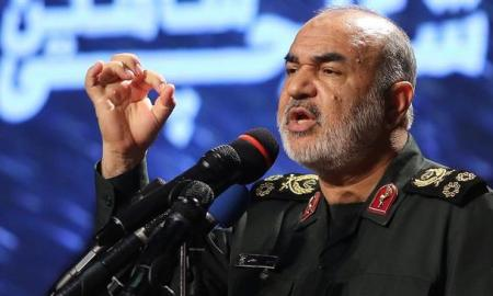 Komandan IRGC Jawab Ancaman Kepala Komando Pusat AS