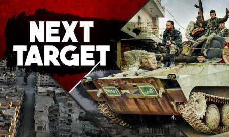 VIDEO: Pasukan Suriah Hanya 3 km dari Kota Strategis Saraqib