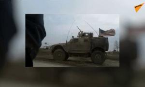 Cegah Konvoi Militer Rusia-Suriah, Milter AS Blokir Jalan Internasional di Timur Laut Suriah